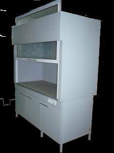 Шкаф вытяжной металлический