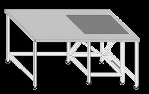 Столы для весов