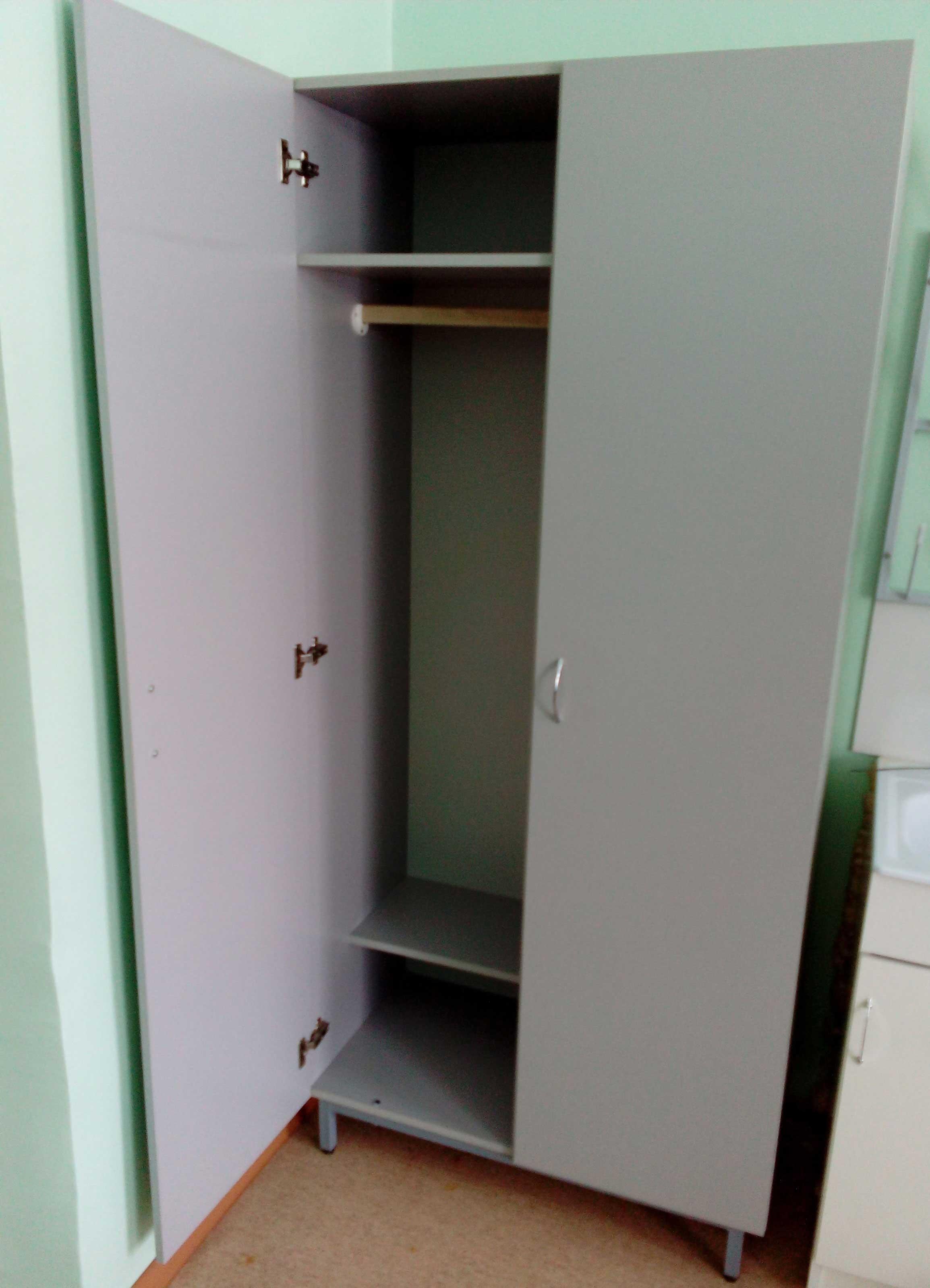 Шкафы лабораторные.(М)
