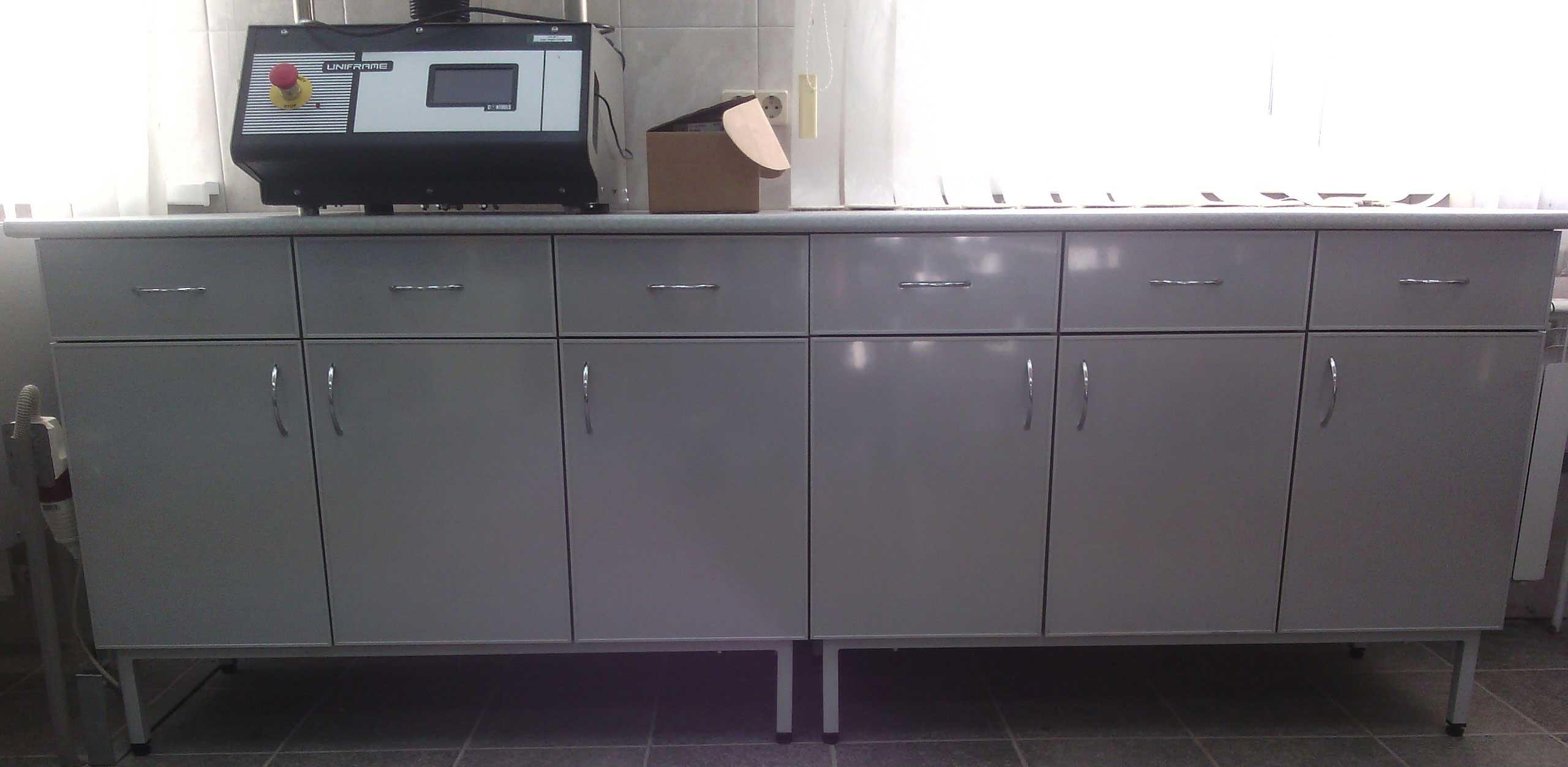 Стол-тумба лабораторная для физических исследований в Рязани